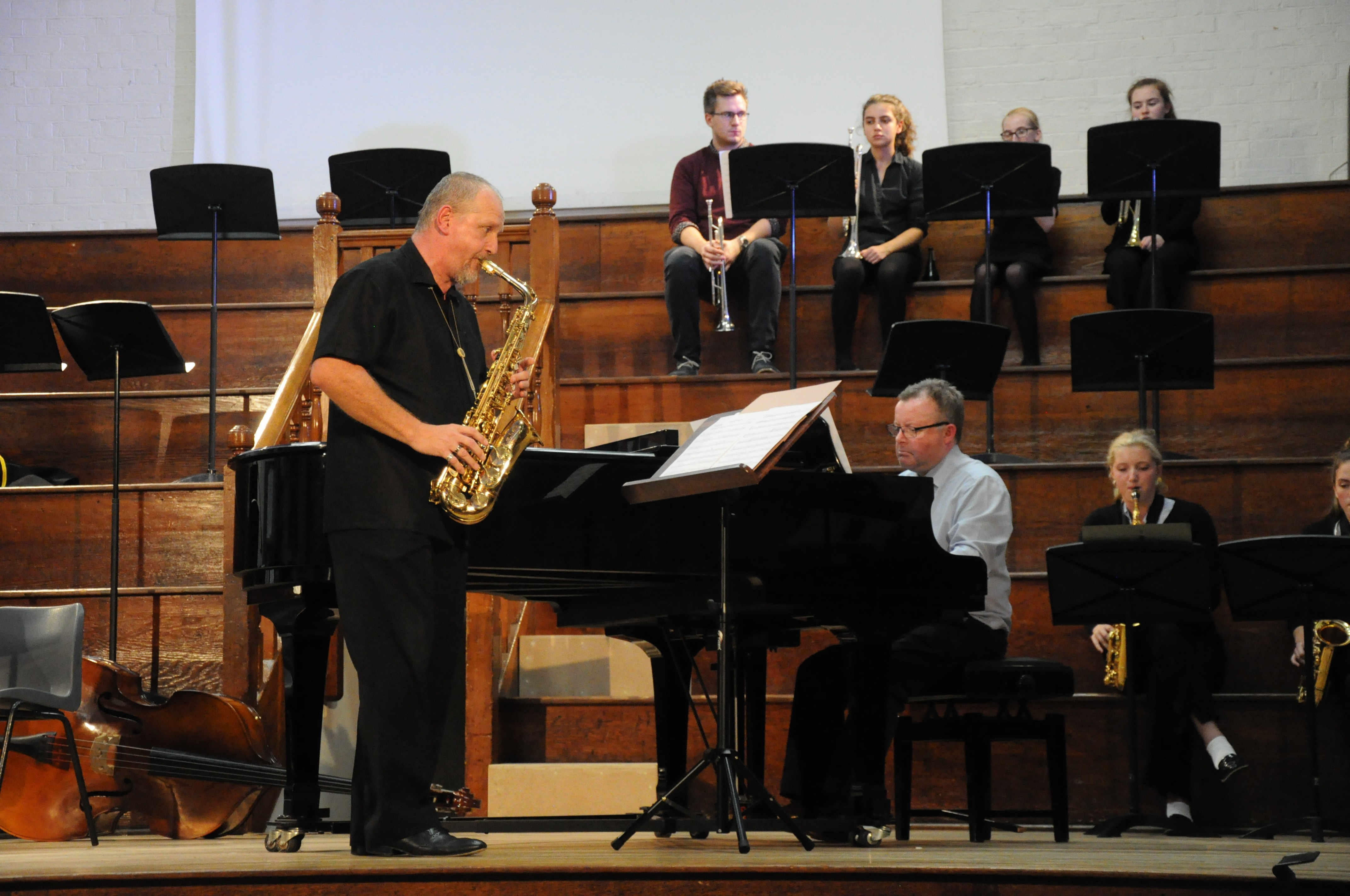 Joint Big Band Concert at Queen Anne's School
